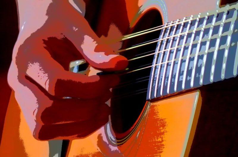 12-Saitiger-Gitarre