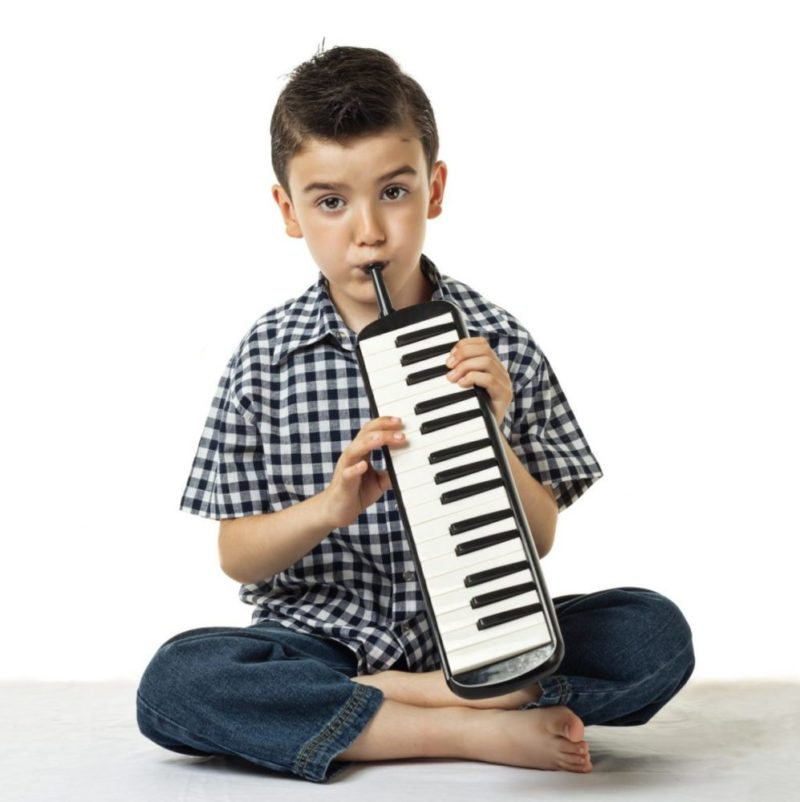 Melodicaunterricht