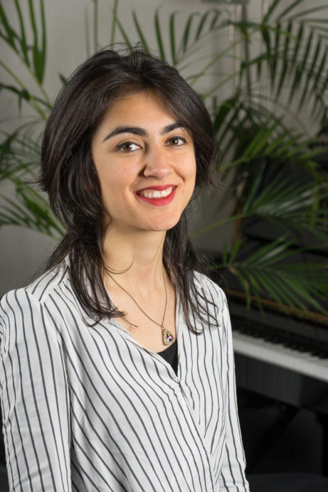 Shaghayegh Nayeri