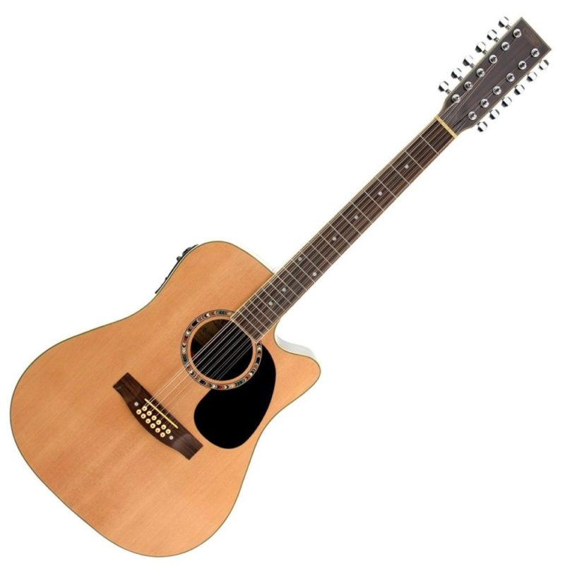 12-Saitige Gitarre