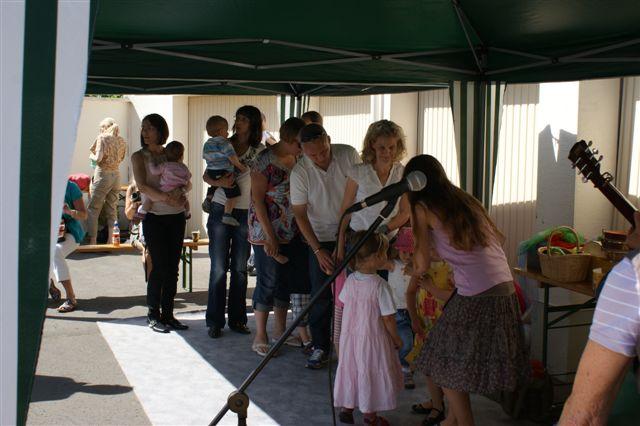 Sommerfest der Kindergruppen